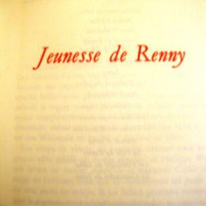MAZO DE LA ROCHE.  Jeunesse de Renny