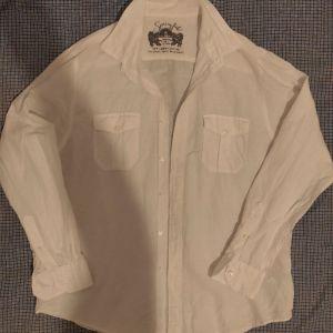 Λινά πουκάμισα Springfield μέγεθος 2XL (3 χρώματα λευκό, πορτοκαλί, πράσινο, 10e το ένα)