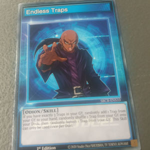 Skill Cards (Odion)