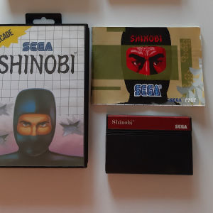 Shine  Sega Master System