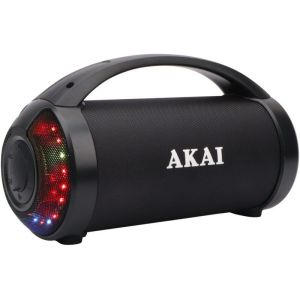 Akai ABTS-21H Φορητό ηχείο Bluetooth με TWS, USB, LED, Aux-In και hands free – 6.5 W