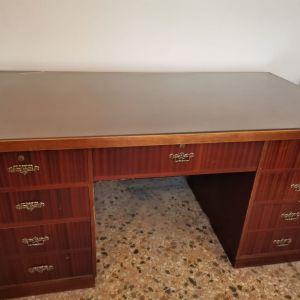 Γραφείο μεταχειρισμένο ξύλινο