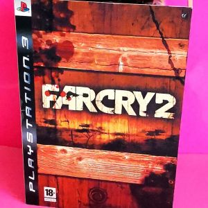 Far Cry 2 Collectors Edition PS3