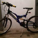 Πωλείται ανδρικό ποδήλατο( 24 διάμετρος ροδας)