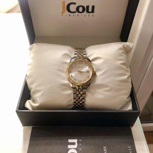 Ρολόι αυθεντικό γυναικείο Jcou σε άριστη κατάσταση