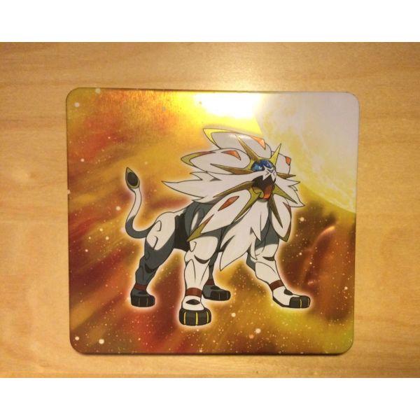 Pokemon Sun Steelbook apo paketo Steelbook edition (+ manuals tou paketou)