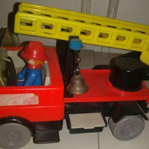 Playmobil πυροσβεστικό της geobra 1975
