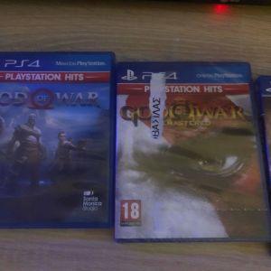 PS4 ( PRO )aristi katastasi me games