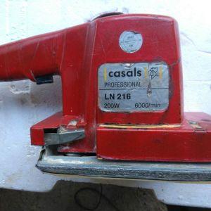 μεγαλο βαρη  παλμικο τριβειο CASALS ....LN 216...200W,,,,,,6000 MIN
