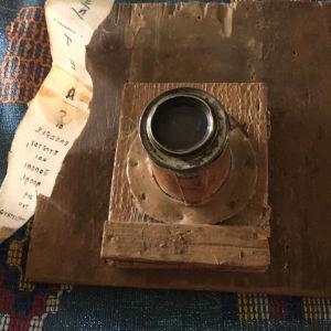 Χειροποίητη μηχανή κινηματογραφου