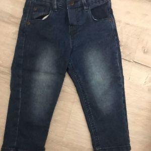 Παιδικό Jean παντελόνι prenatal (12-18 months)