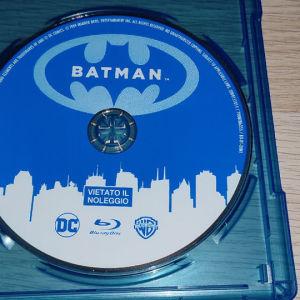 Batman 4 ταινίες Blu-ray χωρίς ελληνικούς υπότιτλους