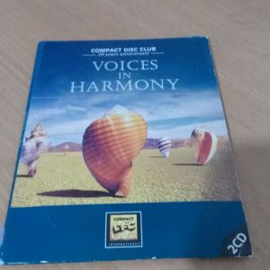 VOICES IN HARMONY...CD