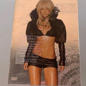 Britney Spears - Greatest hits: My prerogative dvd
