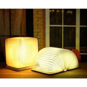 Φωτιστικό LED σε σχήμα Βιβλίο επαναφορτιζόμενο