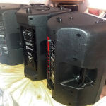 Επαγγελματικά Αυτοενισχυόμενα Ηχεία db Technologies & The Box (Sub-Woofer)