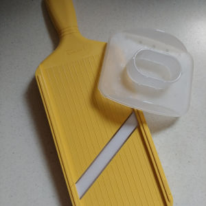 Kyocera Μαντολίνο με Κεραμική Λάμα 8cm και Προστατευτικό Δακτύλων