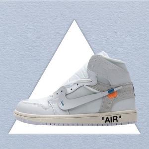 Jordan 1 Retro High Off-White