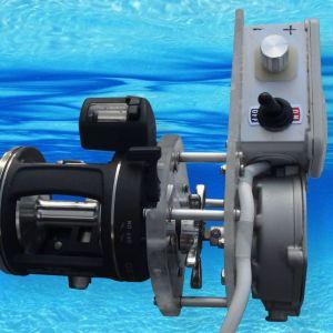 Ηλεκτρικος Μηχανισμός Ψαρέματος  Για συρτη ή καθετη, ζοκα , μολυβι φυλακα.