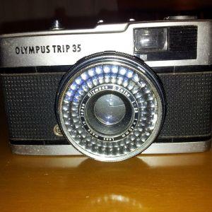 ΣΥΛΛΕΚΤΙΚΗ ΦΩΤΟΓΡΑΦΙΚΗ ΜΗΧΑΝΗ OLYMPUS TRIP 35