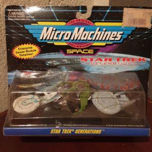 Micro Machines Star Trek