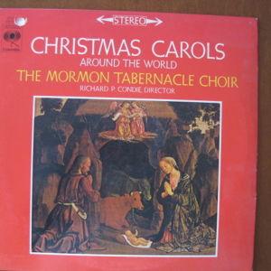 Christmas Carols around the world LP Βινυλιο