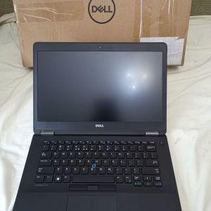 Dell Latitude E7470 - i5-6300U- 8GB RAM - 256GB M.2 SSD
