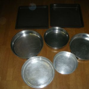 7 ταψιά κουζινας