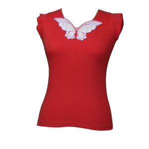 Vintage t-shirt κόκκινο 1970s