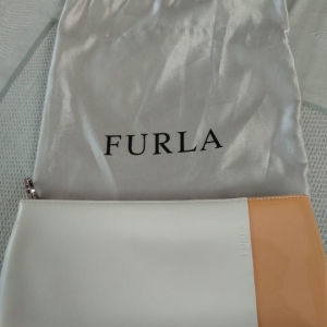 Pochette-clutch Furla αυθεντικό.