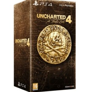 Uncharted 4 A Thief's End (Libertalia Collector's Edition) για PS4 PS5