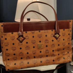 MCM αυθεντική τσάντα