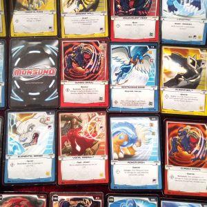 31 Kαρτες Monsuno