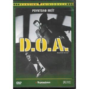 DVD / D.O.A /  ORIGINAL DVD