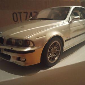 BMW M5 1/18 ΑΡΙΘΜΗΜΕΝΟ ΣΠΑΝΙΟ ΣΤΟ ΚΟΥΤΙ ΤΟΥ
