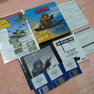 Amiga game  Combat Classics