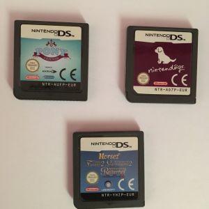 Κασέτες Nintendo Ds