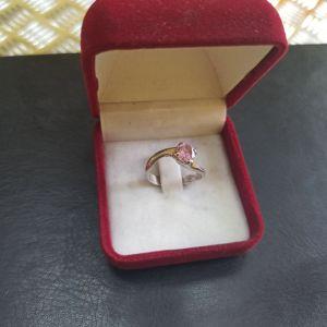 δαχτυλίδι silver 925 No 14