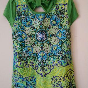 μπλουζάκι Sugar Tart κορίτσια 14 ετών πράσινο χρώμα καινούργιο