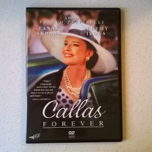 DVD ( 1 ) Callas forever
