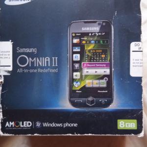 κινητό samsung omnia ll αστερι