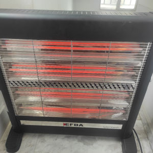Θερμάστρα EFBA 101TS 2850W λαμπτήρων χαλαζία