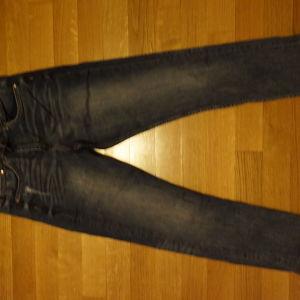 h&m skinny high waist τζιν ν31/32
