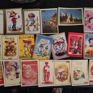 Συλλογή stickers carousel