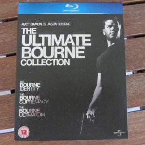 Bourne Trilogy BluRay