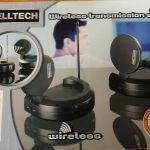WIRELESS VIDEO-AUDIO SENDER---ΑΣΥΡΜΑΤΗ ΜΕΤΑΔΟΣΗ ΕΙΚΟΝΑΣ ΚΑΙ ΗΧΟΥ