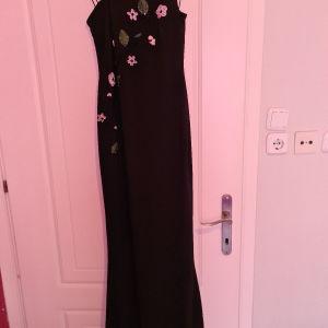 μαύρο φόρεμα  tassos mitropoulos