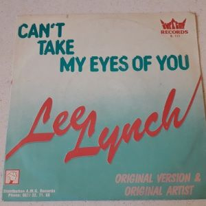 Vinyl record 45 - Lee Lynch
