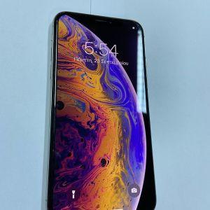 APPLE iPhone XS 64GB SILVER με 3 ΜΗΝΕΣ ΕΓΓΥΗΣΗ