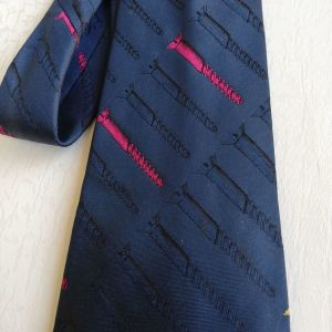 Αυθεντική γραβάτα μεταξωτή Fornasetti